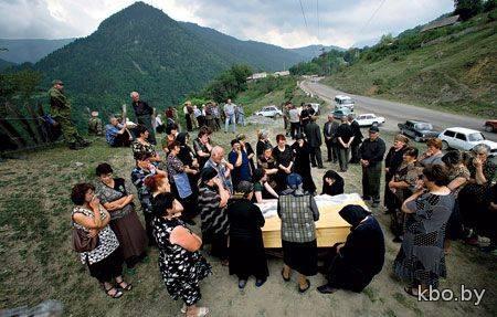 Похороны в разных религиях