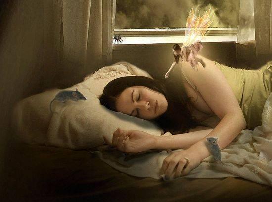 Сон с четверга на пятницу- значение ( к чему снится человек - парень, девушка)