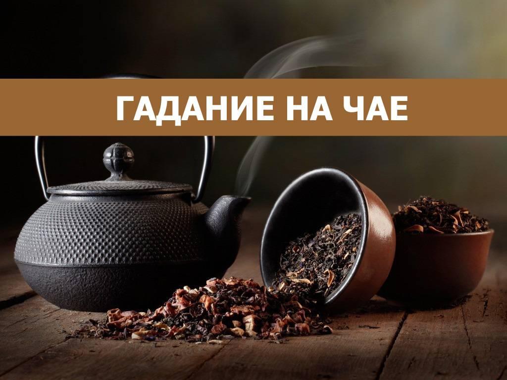 Гадаем дома: как гадать на чае