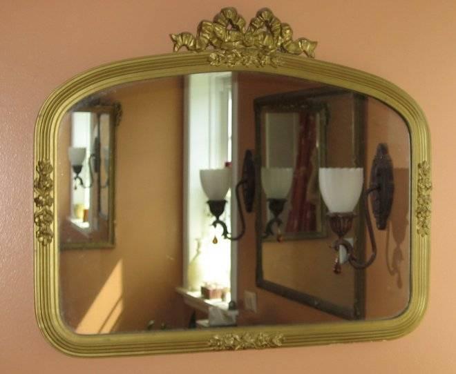 Зеркало напротив входной двери — невидимая защита фен шуй