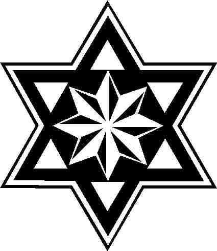 Различные значения символа «восьмиконечная звезда»