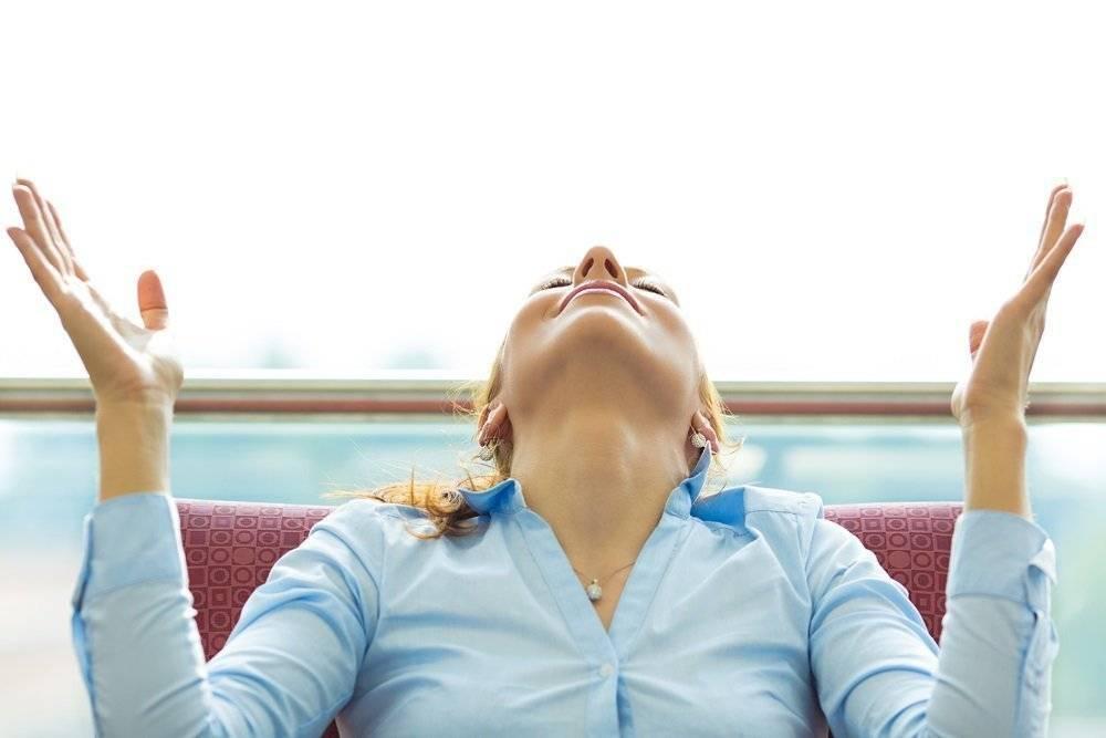 Как научится расслабляться