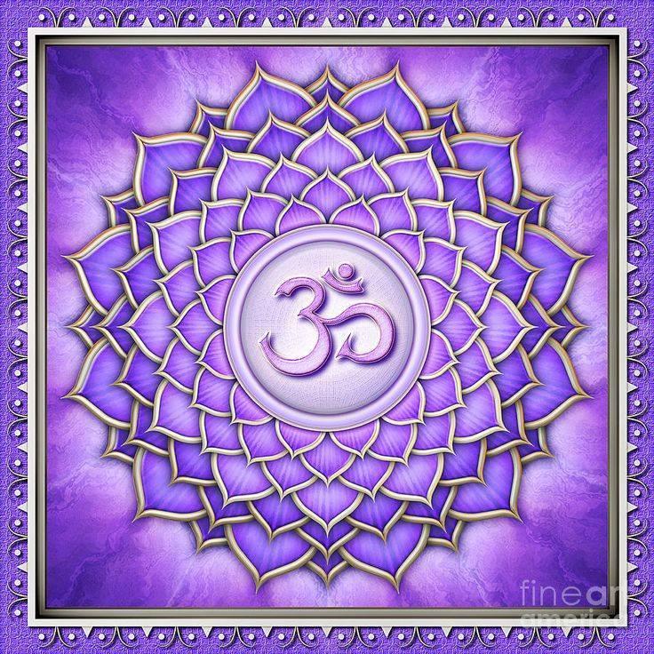 7 чакра— сахасрара (высший энергетический центр). статья. магия. самопознание.ру