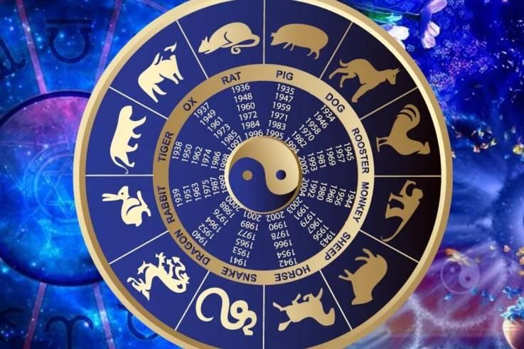 Китайский(восточный) гороскоп-годы по китайскому календарю