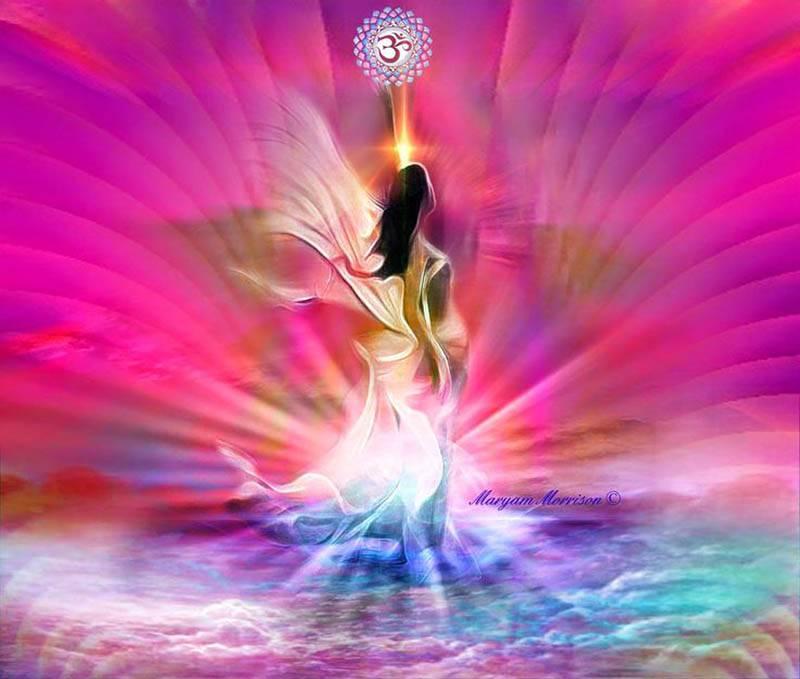 Порядок действий при медитации «энергия любви»