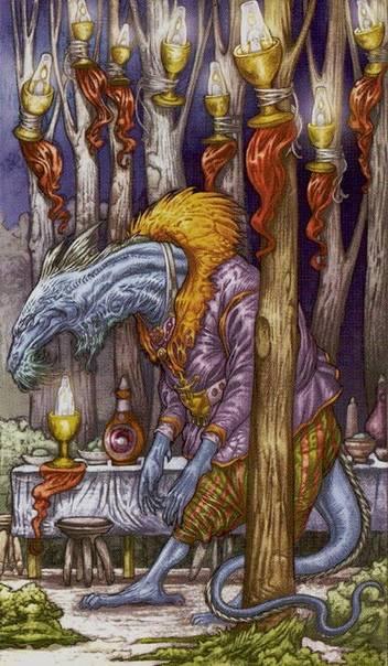 Редкие колоды таро — самые чарующие магические атрибуты