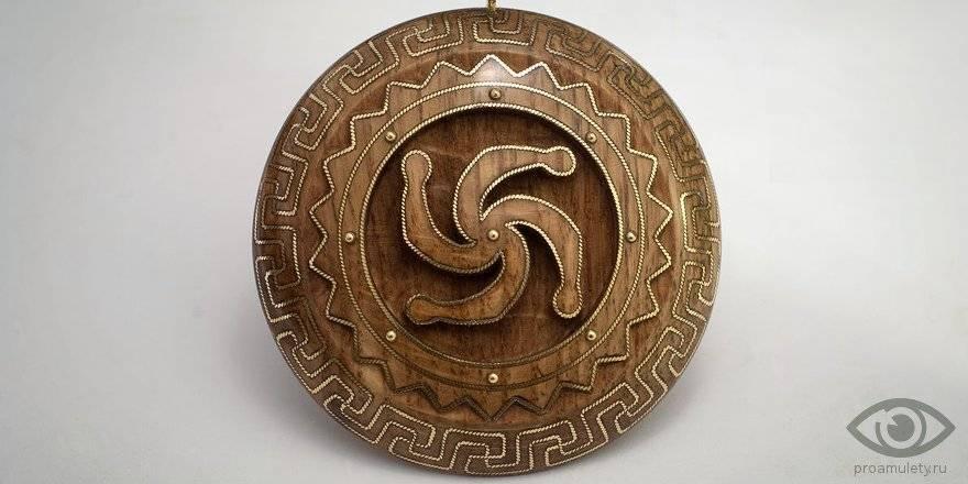 Славянский оберег символ рода: значение и применение