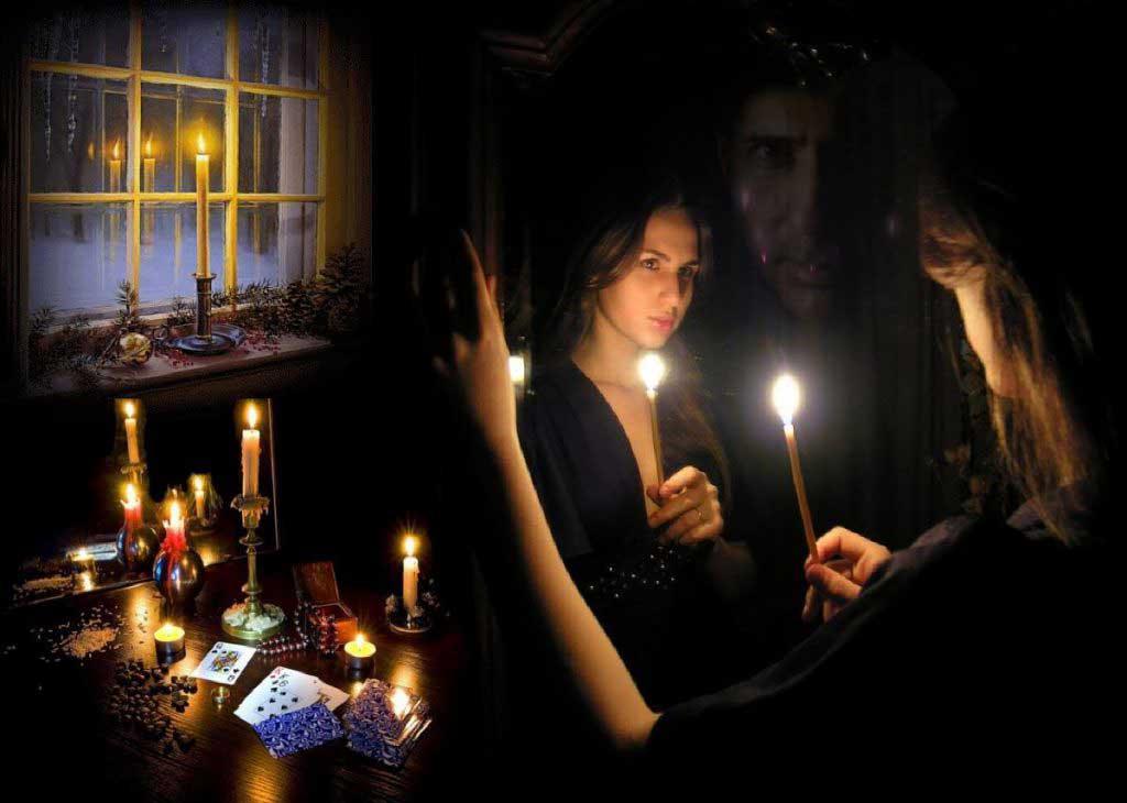 Магия зеркал - использования зеркал в магических ритуалах