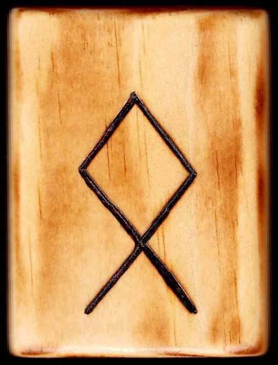 Руна одал - значение и толкование рунического символа