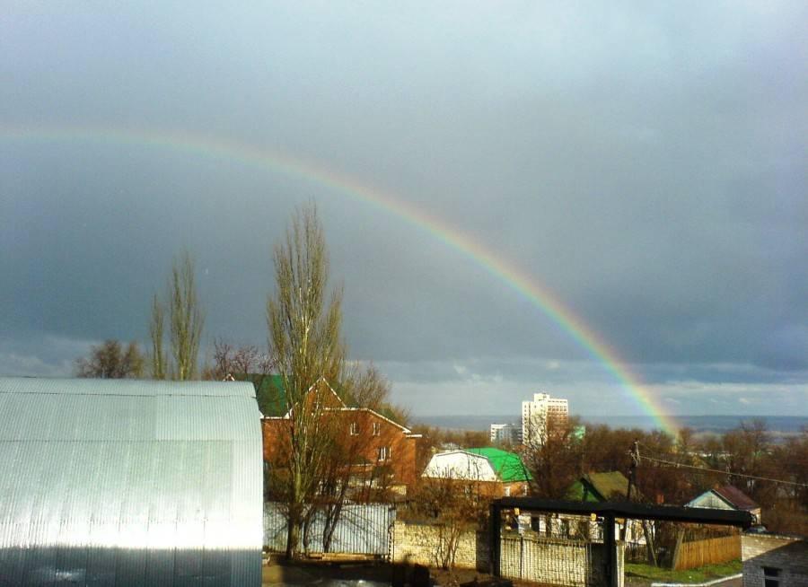 Если вы увидели двойную радугу: что говорят приметы
