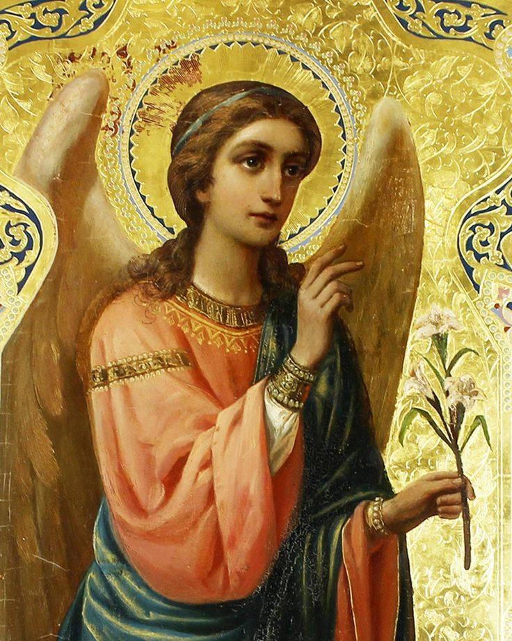 Архангел гавриил: кто такой, как помогает и о чем ему молятся, за что он отвечает и праздники в честь ангела