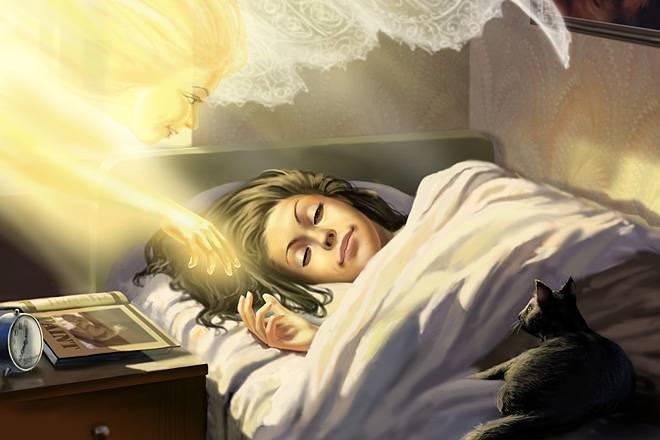 Умершая мама часто снится