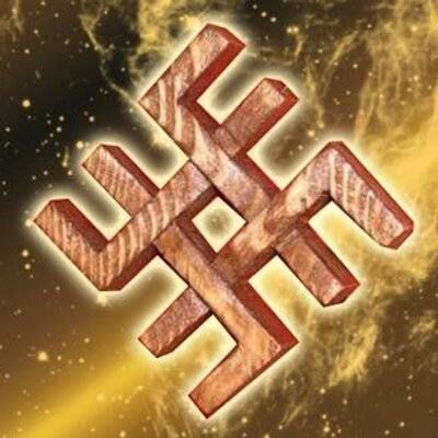 Квадрат сварога (звезда руси) – символ мудрости
