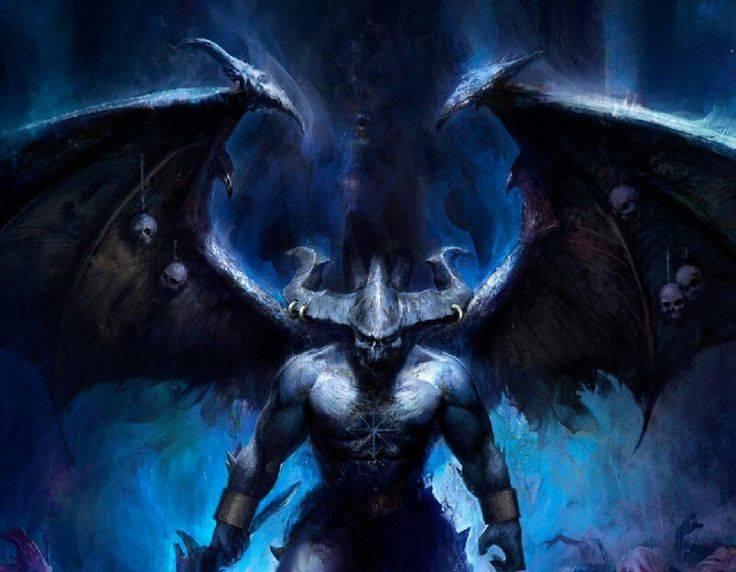 Абаддон - warhammergames.ru