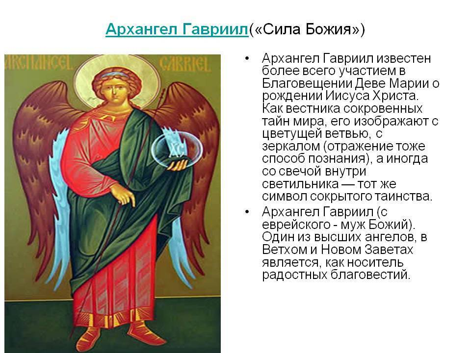 Архангел уриил (персонаж) - изображение, икона, молитва, исцеление, акафист