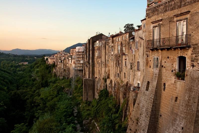 Атрани - тихий город италии. описание, фото, достопримечательности