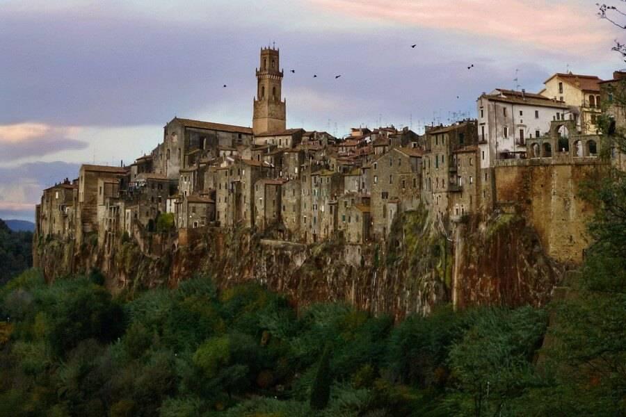 Маленькие города италии: 20 незабываемых мест, где ваше сердце останется навсегда - сайт о путешествиях
