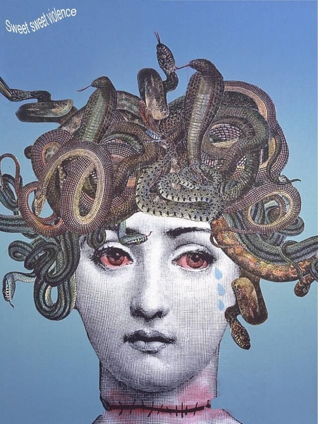 Медуза горгона — миф древней греции о несчастной девушке