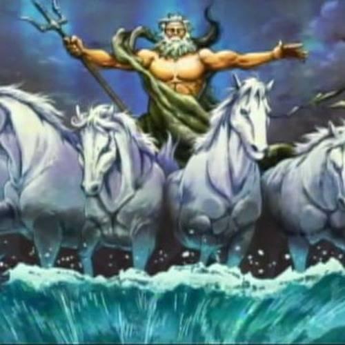 Посейдон – бог морей и самый суровый олимпиец