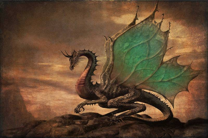 Драконы в разных культурах мира - zefirka