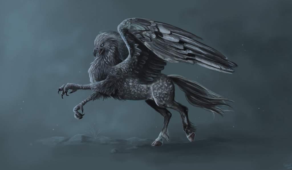 Гиппогриф - hippogriff - xcv.wiki