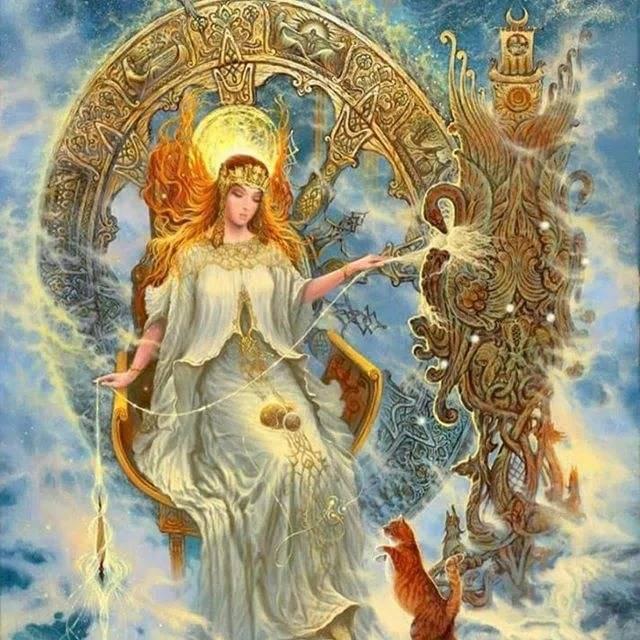 День богини лады — 23 мая, славянский праздник семьи