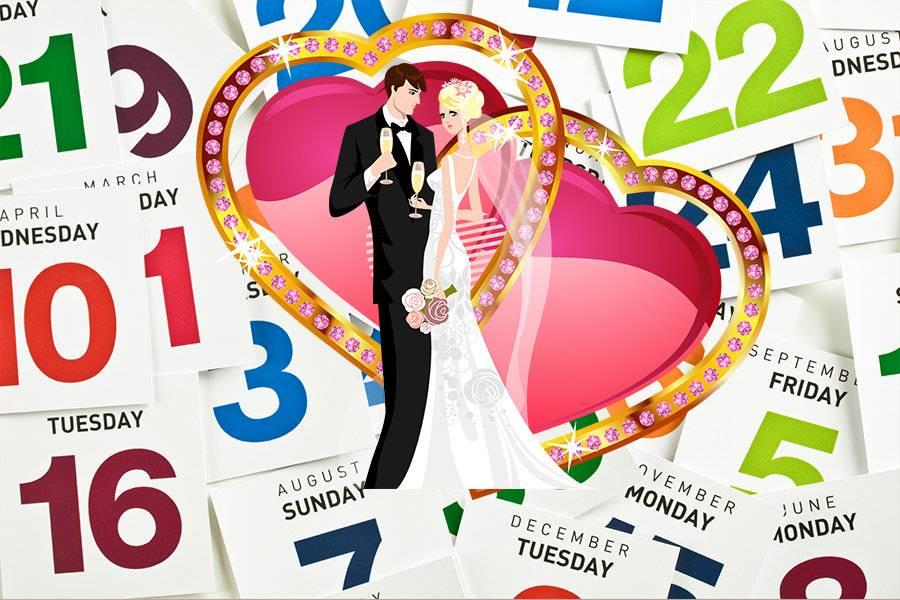 ᐉ как выбрать месяц для свадьбы по гороскопу. удачный день для бракосочетания по нумерологии. народные приметы, связанные с выбором даты свадьбы - svadba-dv.ru