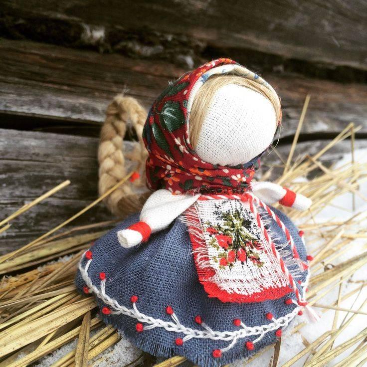 Кукла-оберег благополучница: привлекаем в дом богатство