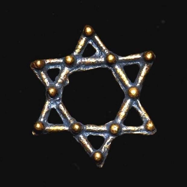 Значение звезды давида