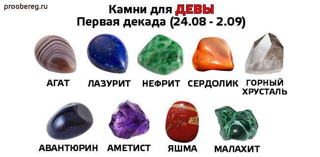 Подходит ли камень аметист для знака зодиака девы женщины и мужчины?