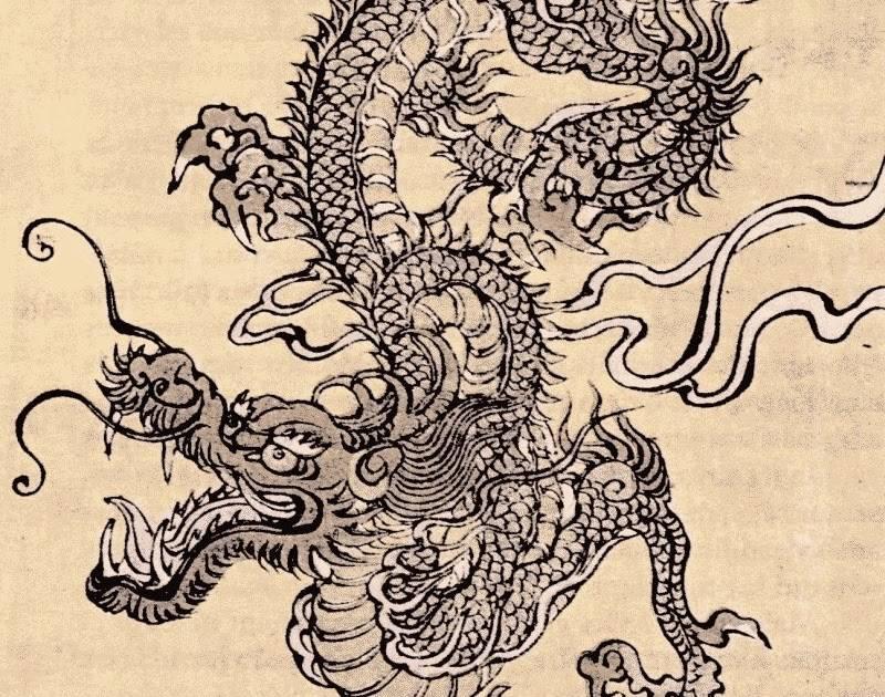 Китайские драконы – история возникновения, виды и классификация драконов