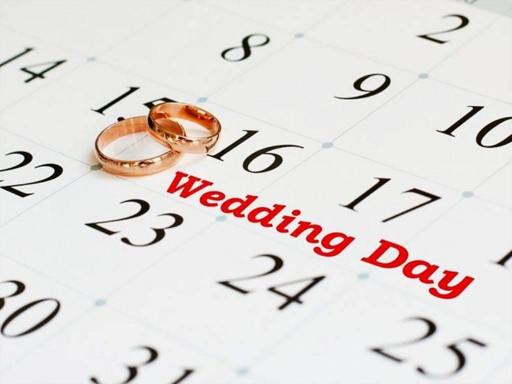 Свадьба в декабре — приметы о семейной жизни молодых