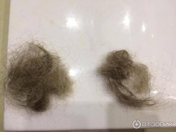 К чему снится что выпадают волосы прядями -