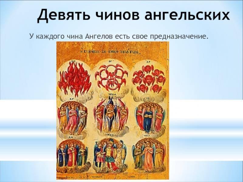 Кто такой архангел? ангелы и архангелы - в чем разница? система ангельской иерархии :: syl.ru