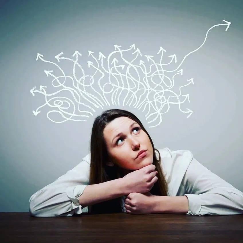 Руководство по управлению своими мыслями — блог викиум
