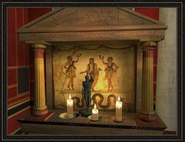 Падение люцифера, его изгнание из рая и музей в ватикане | 321news.ru - все новости на раз два три