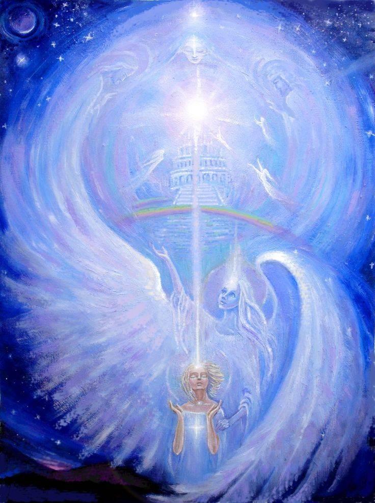Подробная иерархия ангелов и архангелов в православии: таблица