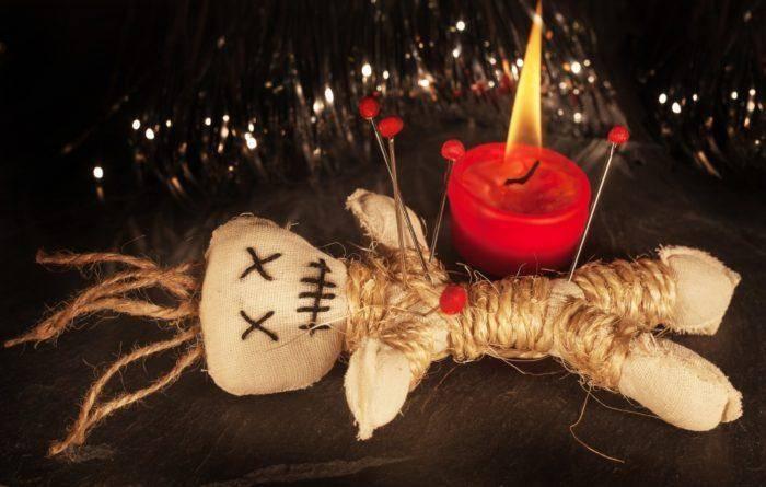 Любовный приворот вуду: обряд, заклинание, последствия
