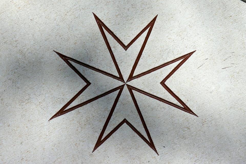 Звёзды, кресты и великая звезда руси