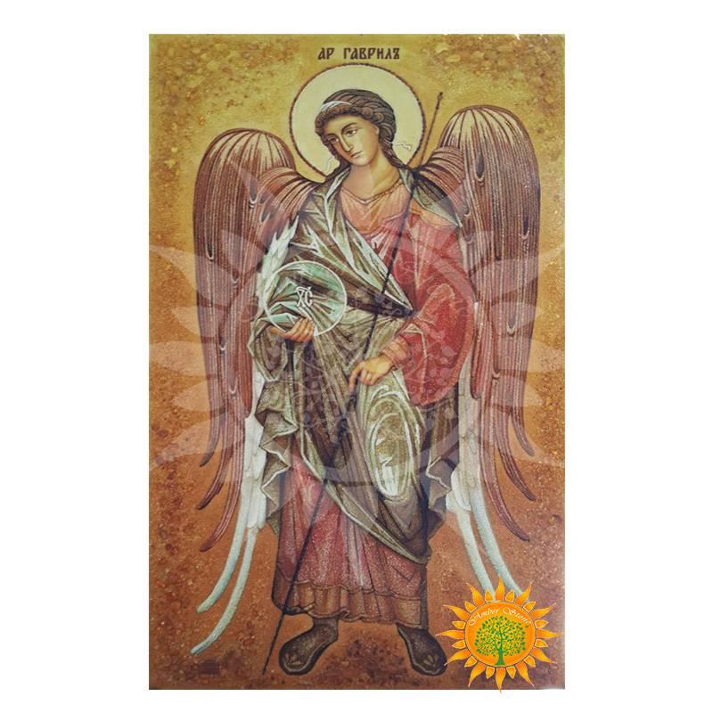 Архангел гавриил: молитва, икона, в чем помогает
