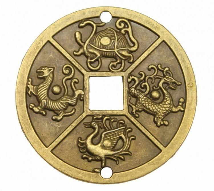 Монета-талисман: для чего служит и как использовать?