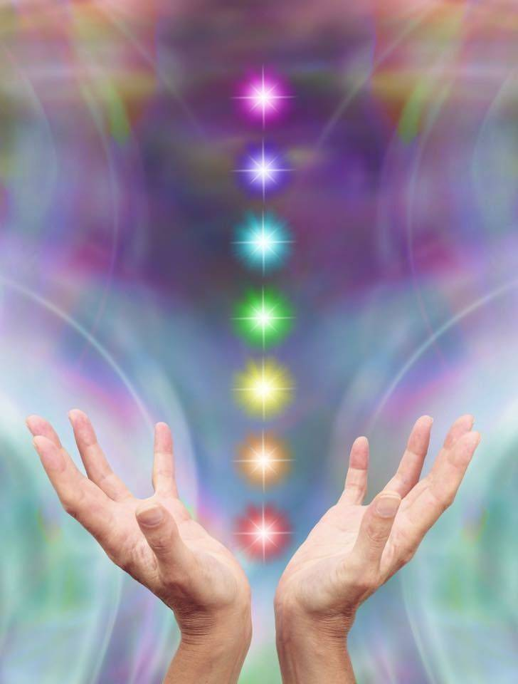Проведение лечения с помощью энергетики