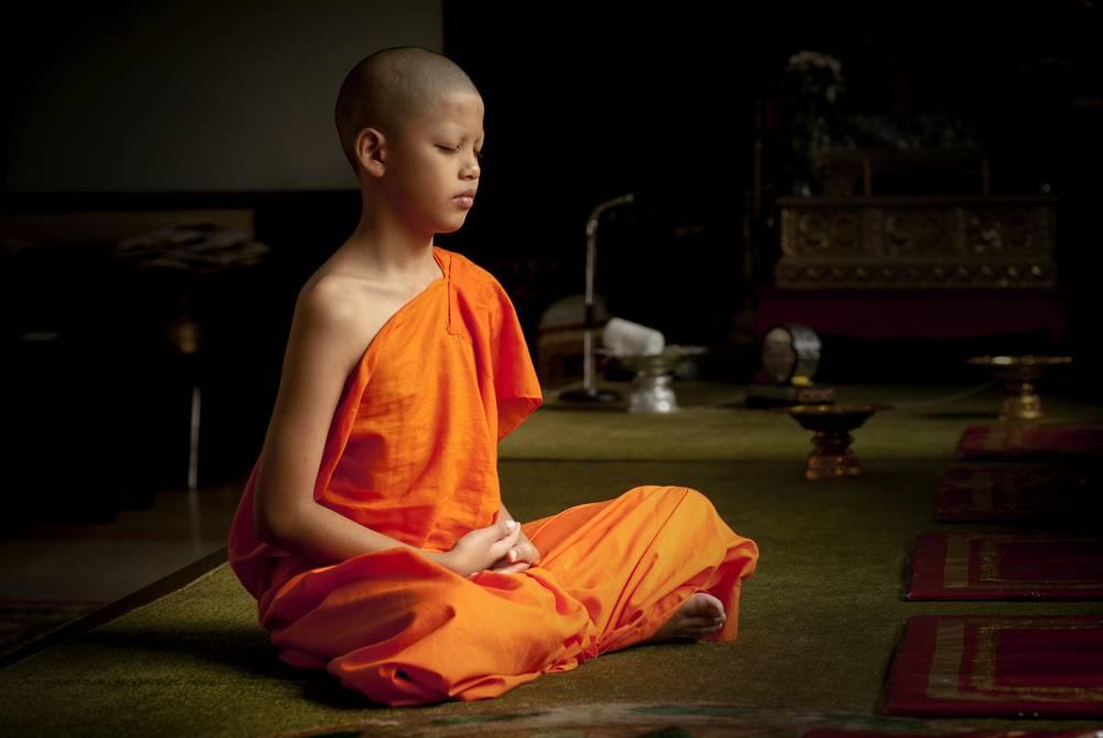 Секреты тибетских монахов