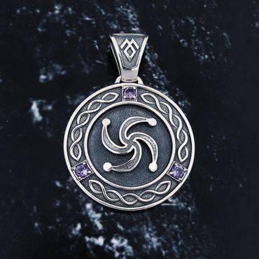 Символ рода: описание и значение славянского оберега, правила ношения