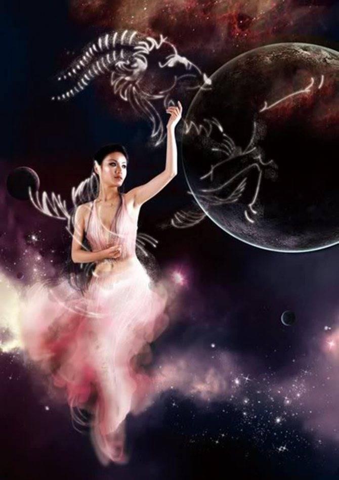 Женщина козерог-коза: характеристика рожденной в год овцы женщины по гороскопу, мистика в жизни и совместимость в любви