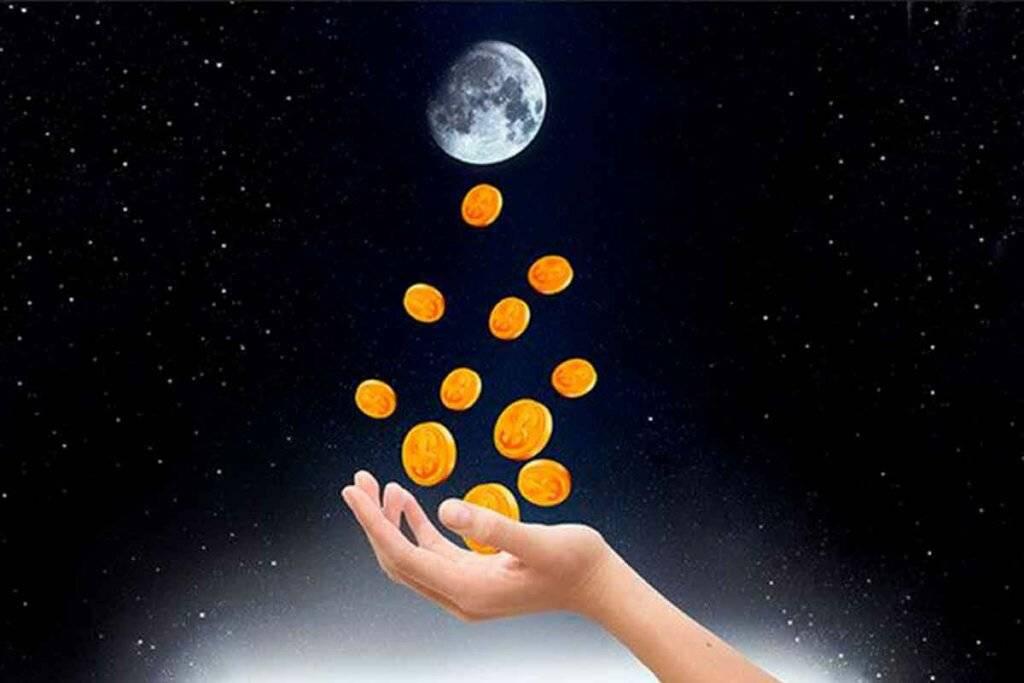 Денежные ритуалы на новолуние — богатство придет