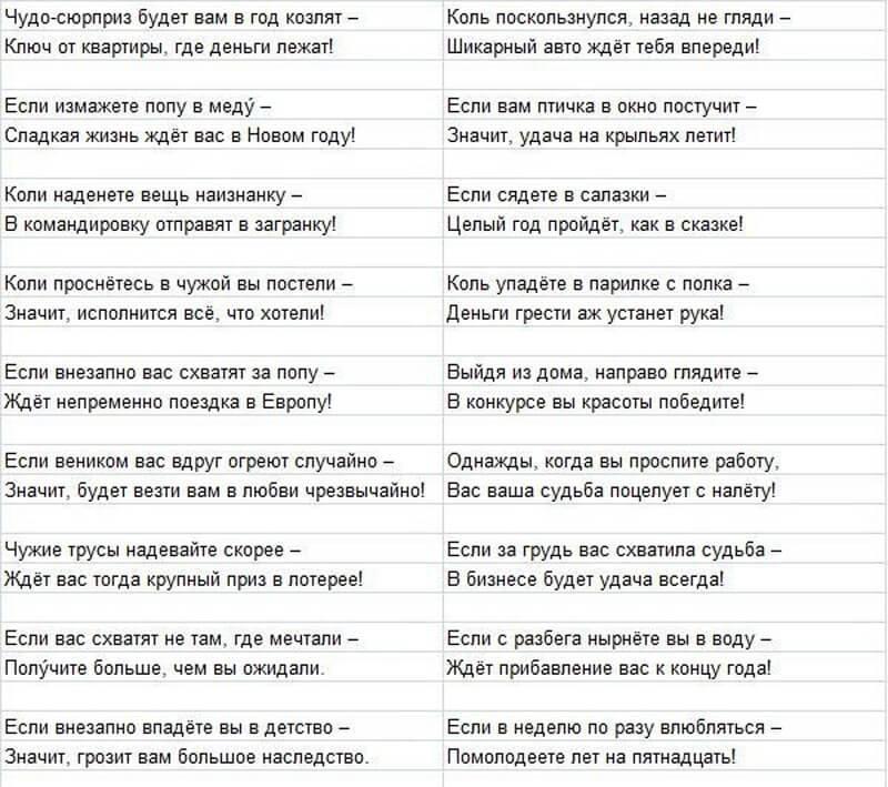 Предсказания для печенья: тексты пожеланий на все случаи жизни, более 400 примеров