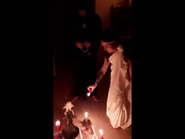 Как сработал кладбищенский приворот