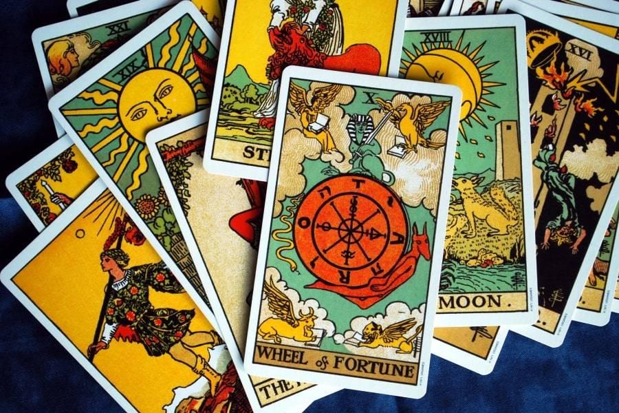 Карты таро — колесо судьбы, значение карты и расклады