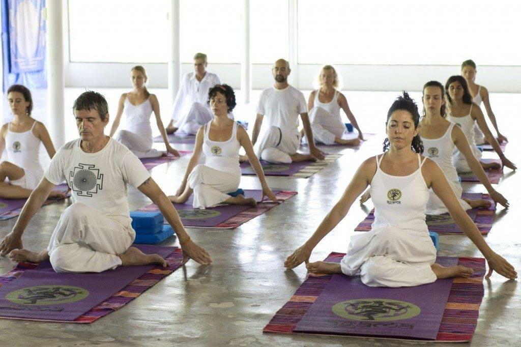 Женские практики. тантра йога — упражнения для начинающих, виды тантрической йоги